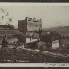 Postales: VALDERROBLES - EL CASTILLO - FOTOGRAFICA - (13.588). Lote 36128413