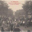 Postales: ZARAGOZA.- PASEO DE LA INDEPENDENCIA.. Lote 36129475