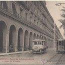 Postales: ZARAGOZA.- PASEO DE LA INDEPENDENCIA.. Lote 36130154