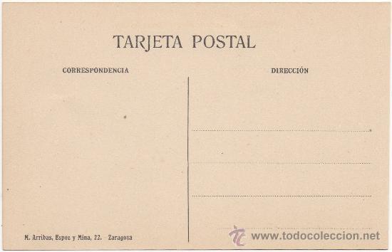 Postales: ZARAGOZA.- CASTILLO DE LA ALJAFERÍA. - Foto 2 - 36133199