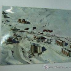 Postales: POSTAL HUESCA - CANDANCHU - PIRINEO ARAGONES - ESTACION INVERNAL - CONJUNTO DE HOTELES - 1971 - CIRC. Lote 36140254