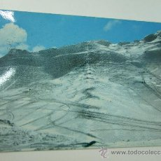 Postales: POSTAL HUESCA - CANDANCHU - PIRINEO ARAGONES - PISTAS DEL TOBAZO - 1971 - CIRCULADA. Lote 36140490