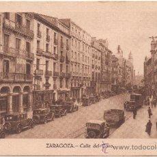 Postales: ZARAGOZA.- CALLE DEL COSO.. Lote 36185057
