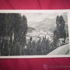 Postales: SALLENT DEL GALLEGO Nº1 - FOTO SANCHO HUESCA SELLO REPUBLICA. Lote 36199221