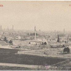 Postales: ZARAGOZA.- VISTA GENERAL.. Lote 36261899