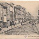 Postales: ZARAGOZA.- CALLE DEL COSO (PARTE BAJA).. Lote 36263164