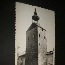 Postales: JACA HUESCA TORRE DEL RELOJ SIGLO XV. Lote 36287709