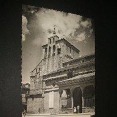 Postales: JACA HUESCA PLAZA DE LA CATEDRAL. Lote 36287710