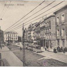Postales: ZARAGOZA.- EL COSO.. Lote 36302608