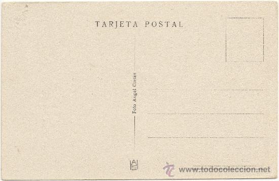 Postales: ZARAGOZA.- MILITARES ASISTIENDO A UNA MISA EN LA BASÍLICA DEL PILAR. (C.1945).- EDICIÓN ÁNGEL CORTÉS - Foto 2 - 36372975