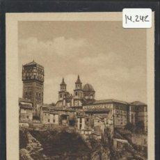 Cartes Postales: TERUEL - VISTA DE LA TORRE DE SAN MARTIN Y DEL SEMINARIO - (14.242). Lote 36444705