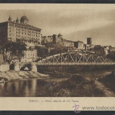Cartes Postales: TERUEL - VISTA DESDE EL RIO TURIA - (14.244). Lote 36444734