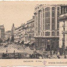 Postales: ZARAGOZA.- EL COSO.. Lote 36444846