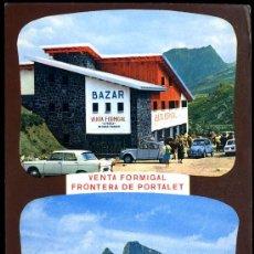 Postales: SALLENT DE GALLEGO.- VENTA FORMIGAL.. Lote 36653992
