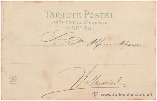 Postales: ZARAGOZA.- EL COSO. (C.1900). - Foto 2 - 36667283