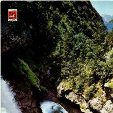Postales: POSTAL HUESCA - PARQUE NACIONAL DE ORDESA. Lote 36693377