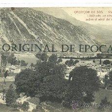 Postales: (PS-31351)POSTAL DE CASTEJON DE SOS-VISTA PARCIAL. Lote 36696858