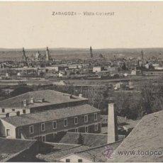 Postales: ZARAGOZA.- VISTA GENERAL.. Lote 36719068