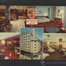 Postales: ZARAGOZA *HOTEL RESIDENCIA REY ALFONSO* CIRCULADA 1975.. Lote 36817627