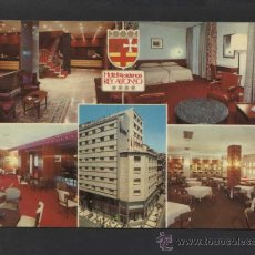 Postales: ZARAGOZA *HOTEL RESIDENCIA REY ALFONSO* CIRCULADA 1975.. Lote 36817639
