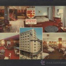 Postales: ZARAGOZA *HOTEL RESIDENCIA REY ALFONSO* CIRCULADA.. Lote 36817665