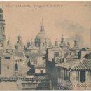 Postales: ZARAGOZA.- TEMPLO DE NUESTRA SEÑORA DEL PILAR. (C.1900).. Lote 36746550