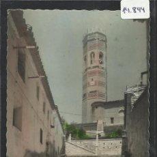 Cartes Postales: TAUSTE - 17 - CALLE DE LOS CAIDOS Y TORRE DE LA IGLESIA - GARCIA GARRABELLA - (14.894). Lote 36771637