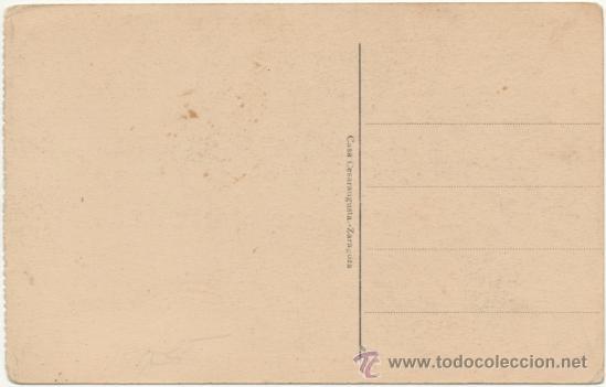 Postales: ZARAGOZA.- MONUMENTO AL JUSTICIA DE ARAGÓN. - Foto 2 - 36856796