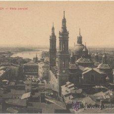 Postcards - ZARAGOZA.- VISTA PARCIAL. - 36908113