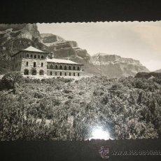 Postales: ORDESA HUESCA REFUGIO NACIONAL DE ORDESA. Lote 36923027