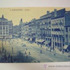 Postales: POSTAL DE ZARAGOZA - COSO. Lote 36927539