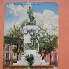 Postales: ZARAGOZA. AGUSTINA DE ARAGÓN. . Lote 36934366