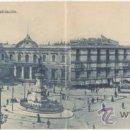 Postales: ZARAGOZA.- PLAZA DE LA CONSTITUCIÓN.. Lote 36959265