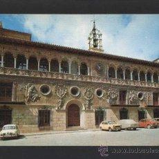 Postales: TARAZONA *CASA CONSISTORIAL...* ED. SICILIA Nº 22. GOFRADA. NUEVA.. Lote 36988754