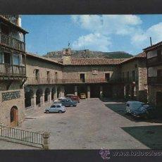 Postales: ALBARRACÍN *PLAZA DEL CAUDILLO...* ED. ARRIBAS Nº 18. NUEVA.. Lote 37009454