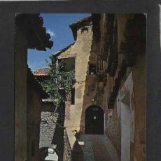 Postales: ALBARRACÍN *RINCÓN TÍPICO...* ED. SICILIA Nº 9. NUEVA.. Lote 37011328