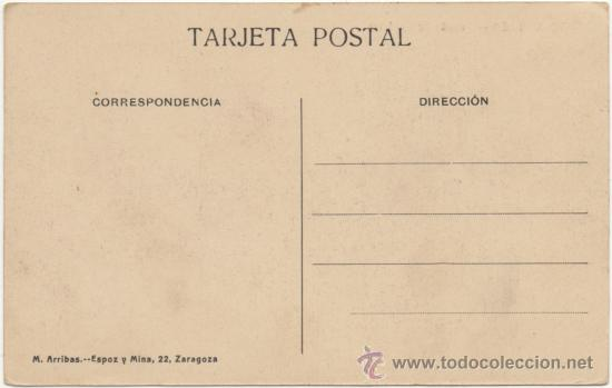 Postales: ZARAGOZA.- PUENTE DE AMÉRICA. - Foto 2 - 37013960