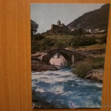 Postales: PIRINEO ARAGONES. TORLA.. Lote 37031240