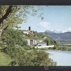 Postales: AINSA *VISTA PARCIAL...* ED. SICILIA Nº 6. GOFRADA. NUEVA.. Lote 37302101