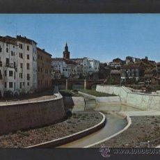 Postales: BARBASTRO *CANALIZACIÓN DEL RIO VERO...* ED. SICILIA Nº 13. NUEVA.. Lote 37349713