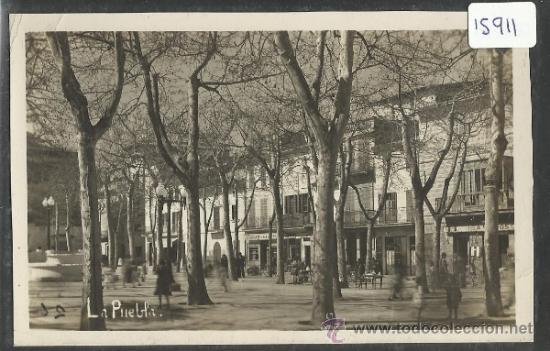 LA PUEBLA - FOTOGRAFICA - (15.911) (Postales - España - Aragón Antigua (hasta 1939))