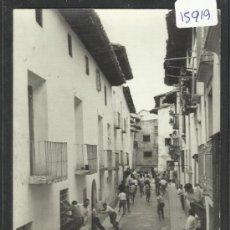 Postales: RUBIELOS DE MORA - (15.919). Lote 37425594
