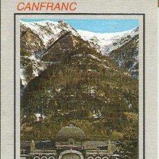 Postales: +-+ PV364 - POSTAL - CANFRANC - ESTACION INTERNACIONAL - SIN CIRCULAR. Lote 37697324
