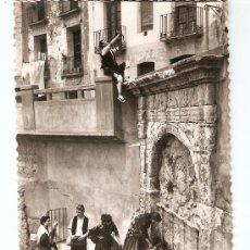 Postales: BARBASTRO Nº 13 FUENTE DE VICERO EDITA SICILIA CIRCULADA. Lote 37796891