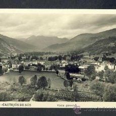Postales: POSTAL DE CASTEJON DE SOS: VISTA GENERAL (NUM. 7). Lote 39003654