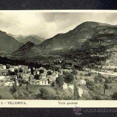Postales: POSTAL DE VILLANOVA: VISTA GENERAL (NUM. 5). Lote 39003687