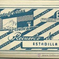 Postales: (PS-36133)BLOC DE 10 POSTALES DE ESTADILLA(HUESCA). Lote 39004438