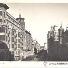 Postales: PS1836 ZARAGOZA 'CALLE JOAQUÍN COSTA'. FOTO GILMARK. NÚM. 11. CIRCULADA EN 1956. Lote 39071638