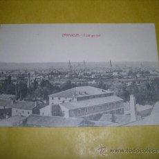 Postales: ZARAGOZA - VISTA GENERAL - 14X9 CM. . Lote 39113076