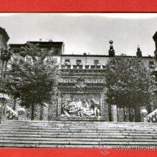 Postales: TERUEL VISTA PARCIAL DE LA ESCALINATA - EDICIÓN SICILIA - POSTAL. Lote 39252489